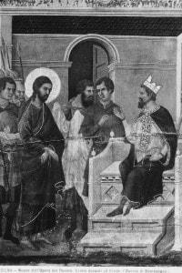 Gesù Cristo davanti a Erode