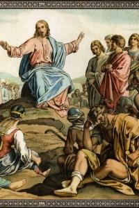Gesù, il sermone sul monte