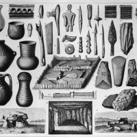Preistoria: significato, cronologia e caratteristiche. I tre periodi della preistoria