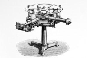 Spettroscopio elettronico