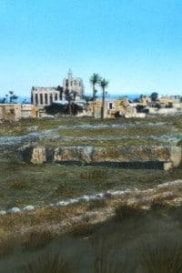 Strada del mare, Famagosta: Cipro