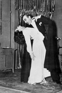 Bela Lugosi come Conte Dracula