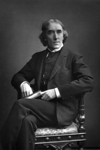 Henry Irving (1838-1905), attore inglese