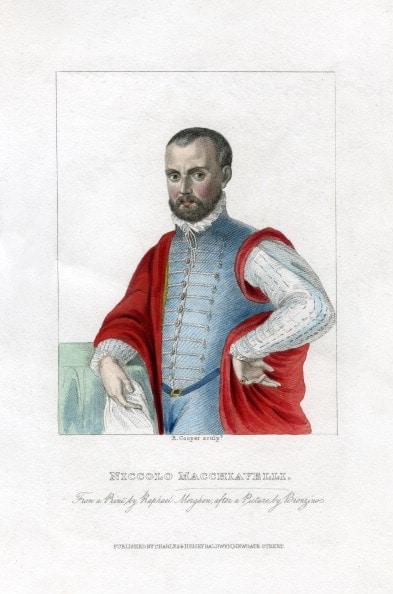 Niccolò Machiavelli e i suoi tempi : illustrati con nuovi