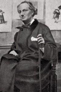 Charles Baudelaire, 1857: poeta e critico d'arte francese