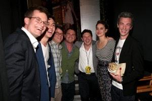Il cast di Colpa delle stelle, film tratto dall'omonimo libro