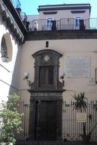 """Fondazione """"Giambattista Vico"""" a Napoli"""