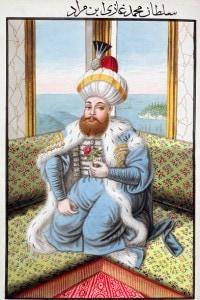 Maometto II (1432-1481), imperatore ottomano