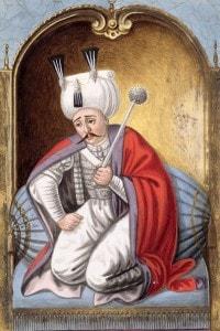 Selim I (1466-1520), imperatore ottomano che regnò dal 1512 al 1520