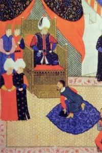 Solimano il Magnifico, sultano dell'Impero ottomano