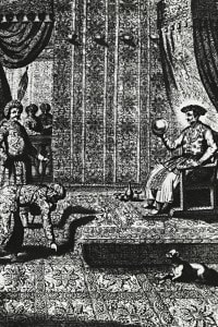 Timur-i lang, noto come Tamerlano (1336-1405)