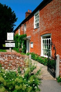 Casa di Jane Austen, Hampshire (Inghilterra)