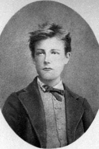 Arthur Rimbaud, 1870