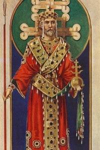 Imperatore bizantino del X, XI e XII secolo