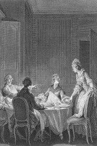 L'Emilio di Rousseau: illustrazione per l'edizione del 1777