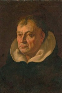 Ritratto di Tommaso Campanella (1568-1639)