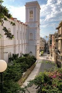 Patrasso, Grecia: città natale di Matilde Serao