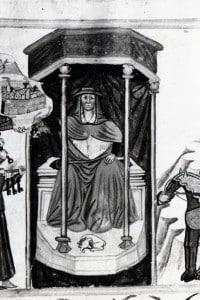 Il Cardinale Egidio Albornoz