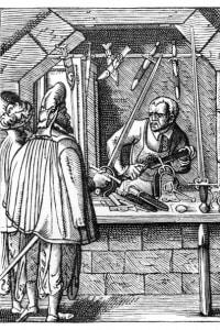 Artigiano del 1500