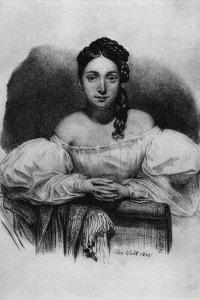 Juliette Drouet, 1832