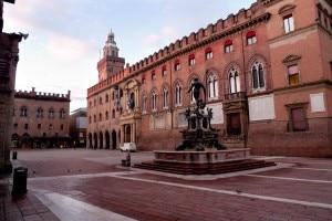 Età comunale in Italia, mappa concettuale