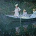 La barca a Giverny