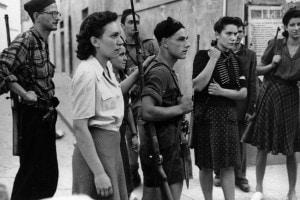 Partigiani italiani nel 1944