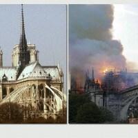 Incendio a Notre Dame e la profezia di Victor Hugo che si avvera