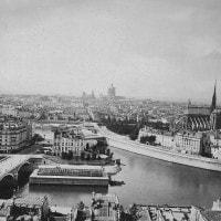 Parigi e Notre Dame nel 1880
