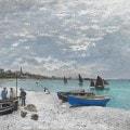 Spiaggia a Sainte-Adresse