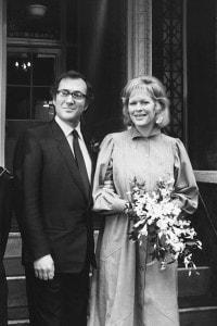Matrimonio tra Harold Pinter e Antonia Fraser