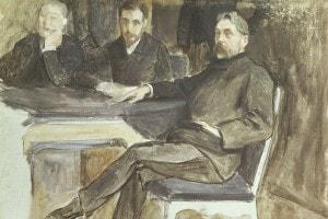 Jacques-Emile Blache (1861-1942), Paul Morand (1888-1976), Stéphane Mallarmé (1842-1898)
