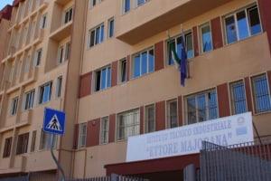 L'ingresso dell'Istituto Majorana