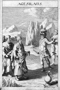 Agesilao II, re di Sparta