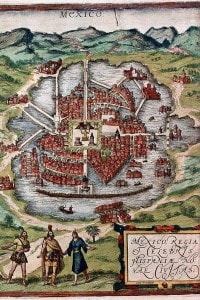 Messico, XVI secolo