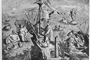 Nuovo Mondo, 1521