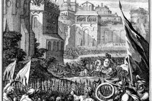 Il Sacco di Roma, uno dei momenti più bui della storia dell'Impero romano d'Occidente