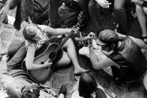 Beatniks a Parigi (1955)