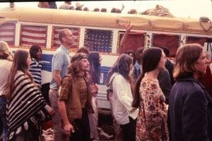 Hippies, 1969