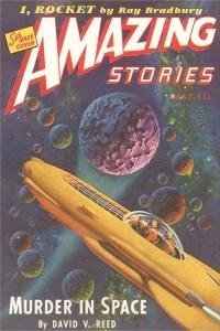Amazing Stories: rivista di fantascienza statunitense