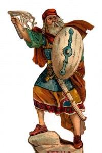 Attila, re degli Unni, nel 376 spinse verso sud i Visigoti, costringendoli ad attraversare il Danubio