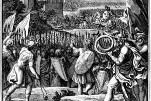 Il Sacco di Roma, 410