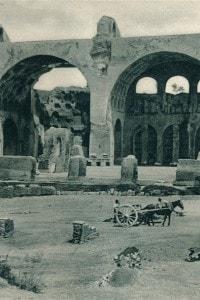 Basilica di Massenzio e di Costantino a Roma