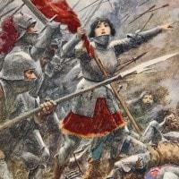 Giovanna D'Arco: vita, battaglie, processo e morte
