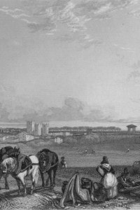 Montpellier (Francia), 1838. Città natale di Auguste Comte
