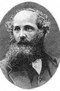 Maxwell (1831-1879), fisico scozzese e teorico dell'elettromagnetismo