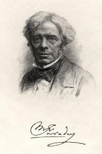 Michael Faraday, 1931: fisico e chimico britannico, tra i più grandi scienziati del XIX secolo