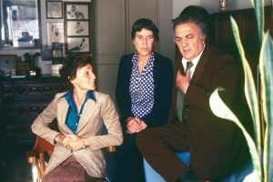 Federico Fellini, Rosetta Loy e Natalia Ginzburg