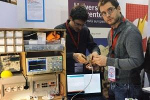Un momento della Maker Faire Rome edizione 2017