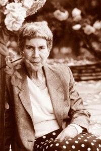 Natalia Ginzburg, 1988: scrittrice e politica italiana